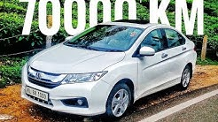 HONDA CITY 75000KM MALAYALAM REVIEW !!!!