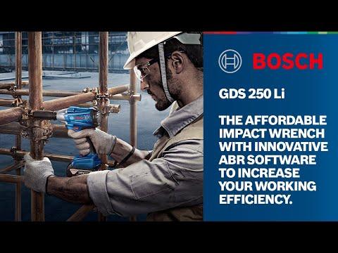 Bosch GDS 250-LI