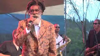 Don Carlos and Dub Vision Reggae on the River whole show July 31, 2015