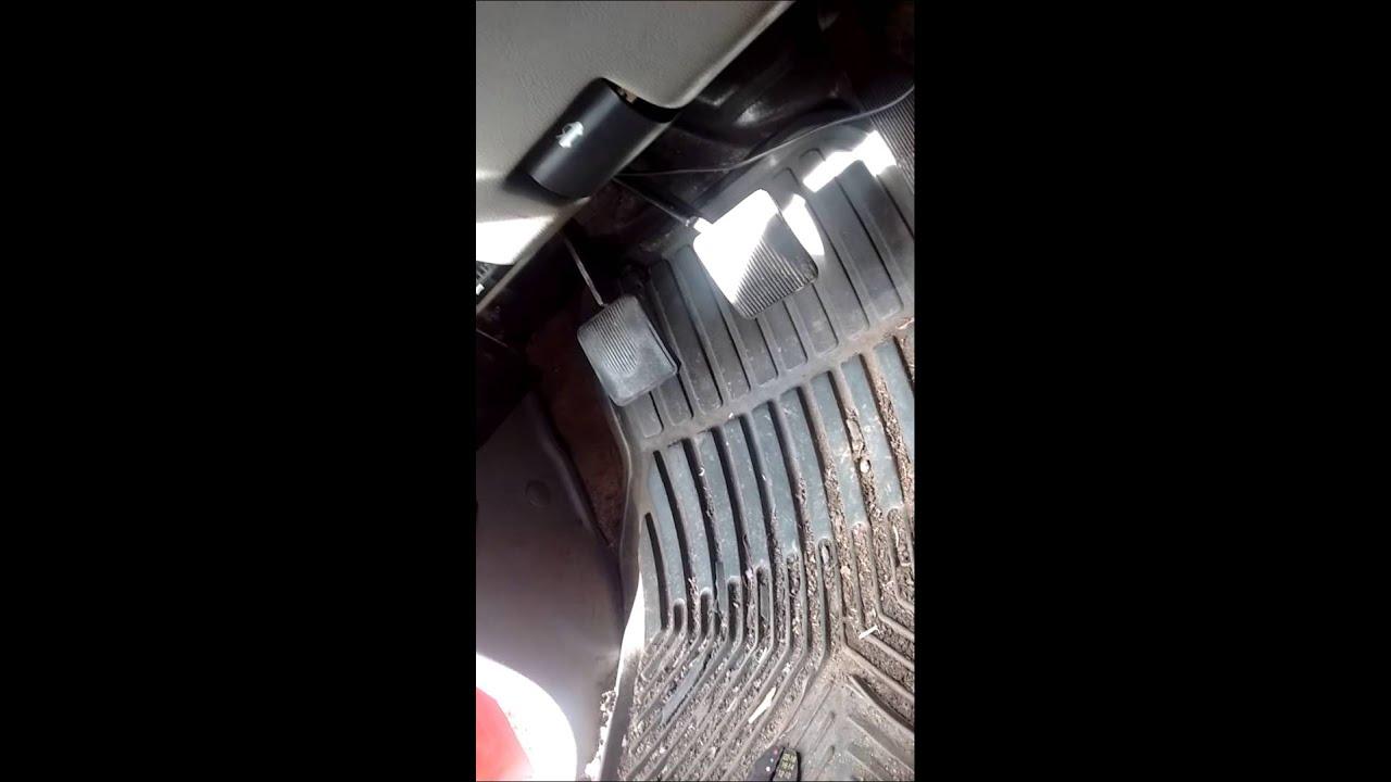98 ford ranger clutch start switch bypass [ 1280 x 720 Pixel ]