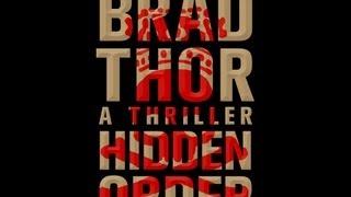 "Behind ""HIDDEN ORDER"" with Brad Thor"