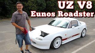 1989 Eunos Roadster Toyota UZ V8 Swap