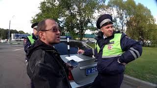 ДПС ППС Москва Снова обиженки в форме нарушают законы Часть 3 РЕПОСТ