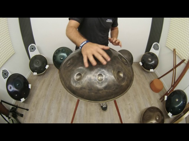 Shaktipan 2016 - HcT Handpan Review
