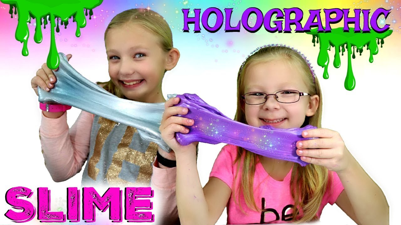 Diy holographic slime viral slime tested youtube diy holographic slime viral slime tested magic box ccuart Gallery