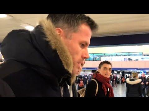 Sky Suspends Jamie Carragher Over 'Spitting' Incident
