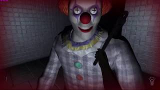 Fear of Clowns Gameplay walkthrough part2 (No commentary, Horror Game Pc)