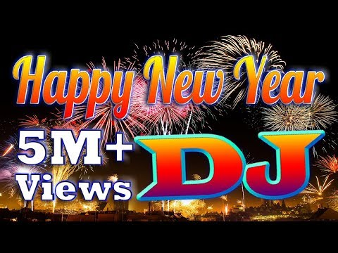 Happy New Year Dj 2019 ।। Happy New Year Bass Mix ।। Remix By Dj Sumon Roy