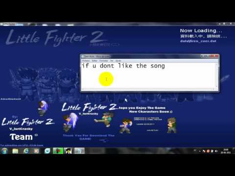 How to download Lf2.iuricrasky (new 2011 version)