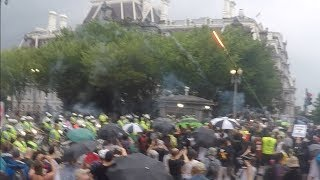 "NEW GoPro Video: Antifa, BLM Counter-Protest ""Unite the Right 2"""