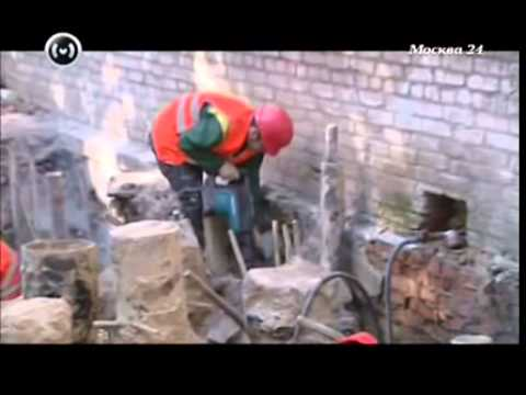 Телеканал Москва 24. Программа Строительство в деталях. О реконструкции дома на ул. Мишина, 32