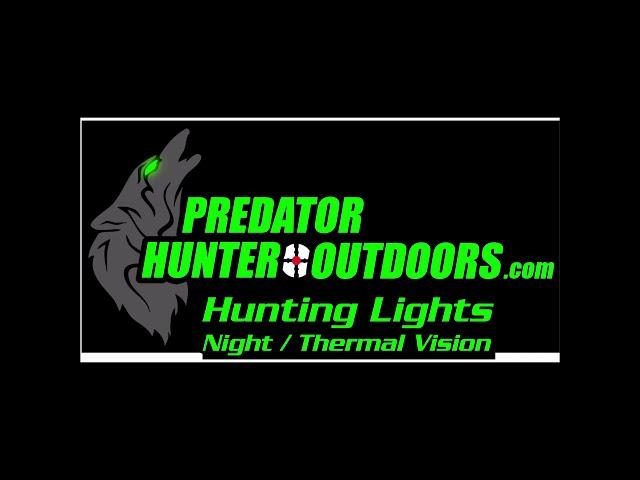 Best Night Vision Scope Combo: Pulsar Digisight N450 LRF and NightSnipe NS750 IR Illuminator.