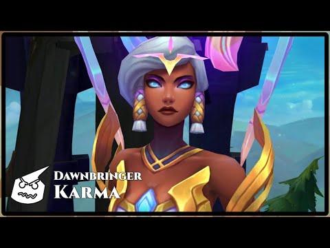 Dawnbringer Karma.face