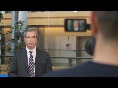 Brexit'in mimarı Nigel Farage: Bazen ikinci bir referandum yapmalı diyorum