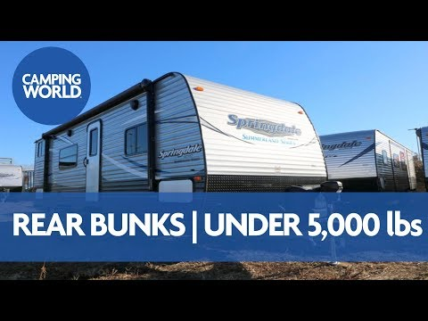 2018 Keystone Summerland 2600TB | Travel Trailer - RV Review: Camping World