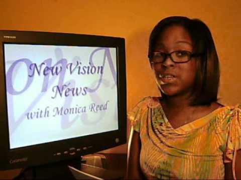 New Vision News 8 (Nov. 24, 2010)