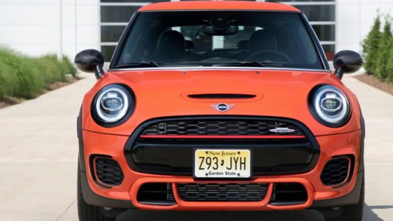 2019 Mini John Cooper Works Hardtop International Orange Edition Is