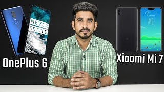 OnePlus 6 vs Xiaomi Mi 7: Comparison overview [Hindi हिन्दी]