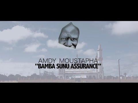 Amdy Moustapha Bamba Sunu Assurance