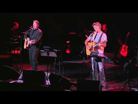 """Tom Wopat & John Schneider - """"Luckenbach, Texas"""""""