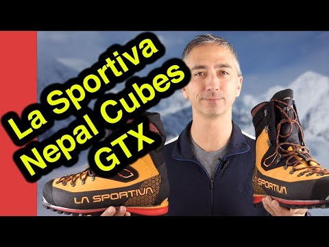 La Sportiva Nepal Cube GTX Boots In-Depth Review