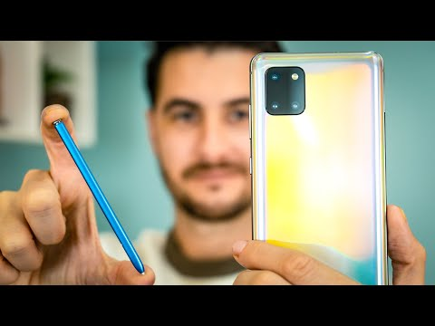 SAMSUNG, Este SI QUE TIENE SENTIDO: Galaxy Note 10 Lite Review