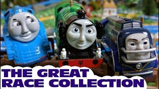 Thomas and friends : The Great Race Collection   capsule toys plarail