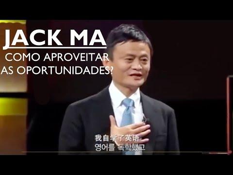 Jack Ma: Como Aproveitar Oportunidades E Ter Sucesso (LEGENDADO) | China Link Trading