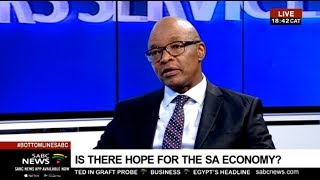 THE BOTTOM LINE: Dissecting SA's economy with Sipho Pityana