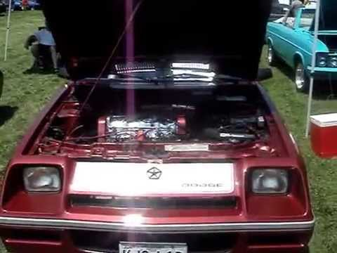 1984 DODGE SHELBY CHARGER --  ANOTHER RARE SHELBY CREATION