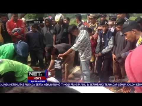 Live Report Pemakaman Amirullah Adityas Putra - NET16
