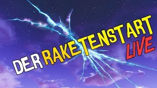 DER RAKETENSTART LIVE | Livestream Ausschnitt | Fortnite Battle Royale