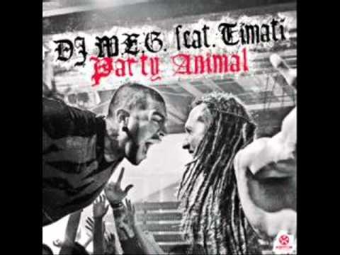 dj meg feat timati   party animal extended mix