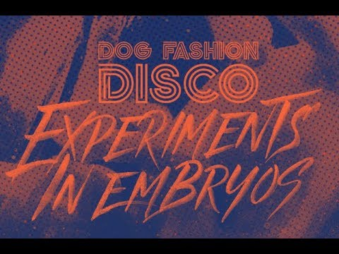 Dog Fashion Disco new album Experiments In Embryos - Siddhis now streaming!