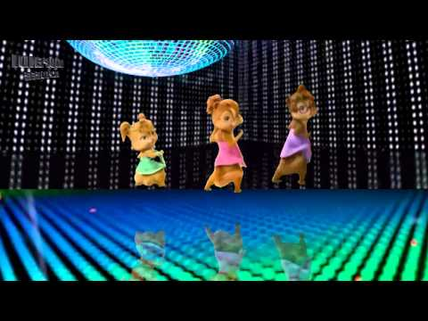 Chipettes mi mi mi (of Serebro)  Video movie LightSpectrum