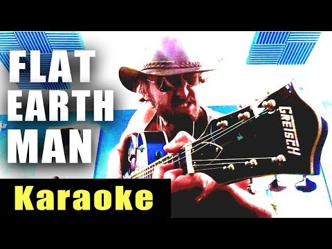 Flat Earth Man - Karaoke Version thumbnail