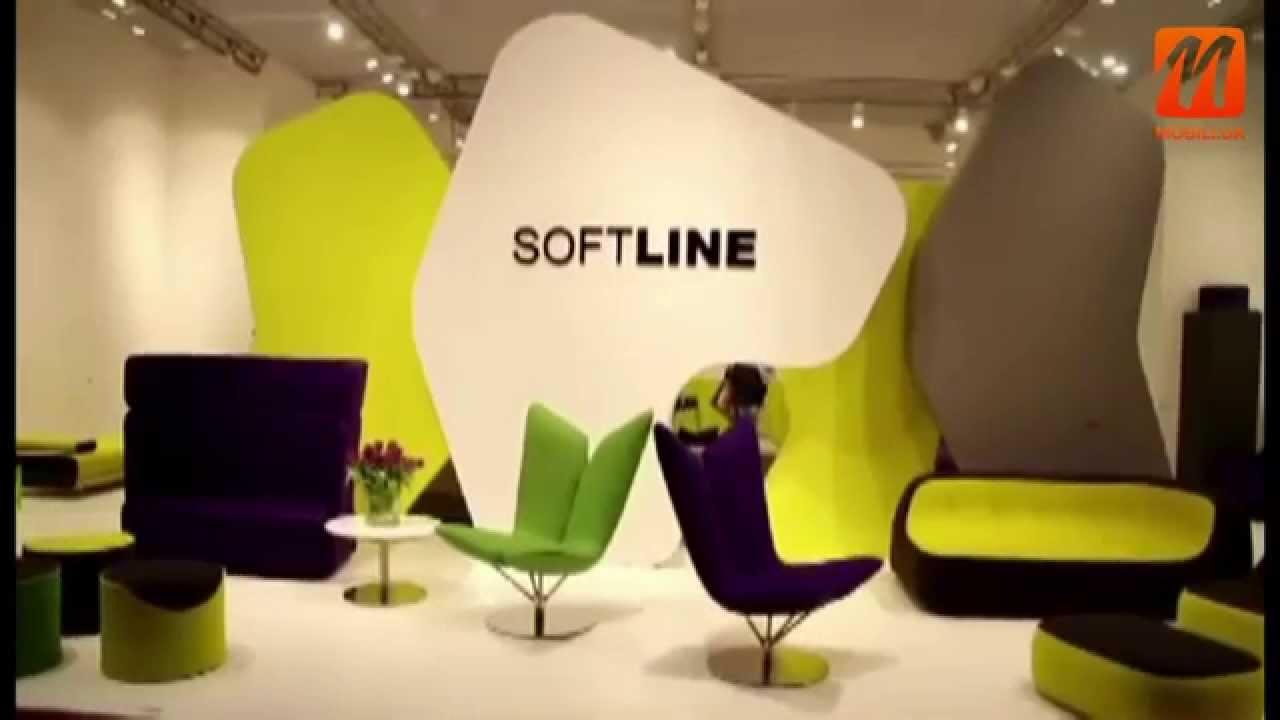 разноцветная итальянская мягкая мебель в стиле модерн диваны