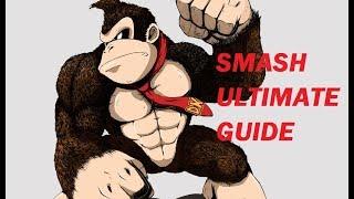 Smash Ultimate - Donkey Kong (DK) Advanced Guide