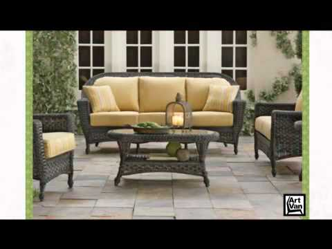 Art Van Furniture   Artu0027s Backyard: Make The Most Of Summer!   YouTube