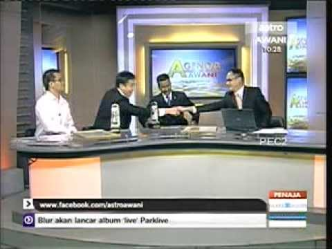 Mobile App Developer Malaysia TV Interview - Astro Awani