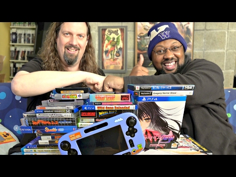 *New* Game Pickups from Metal Jesus & Reggie - Over 30 titles!