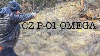 CZ P-01 Omega: Shoot & Review