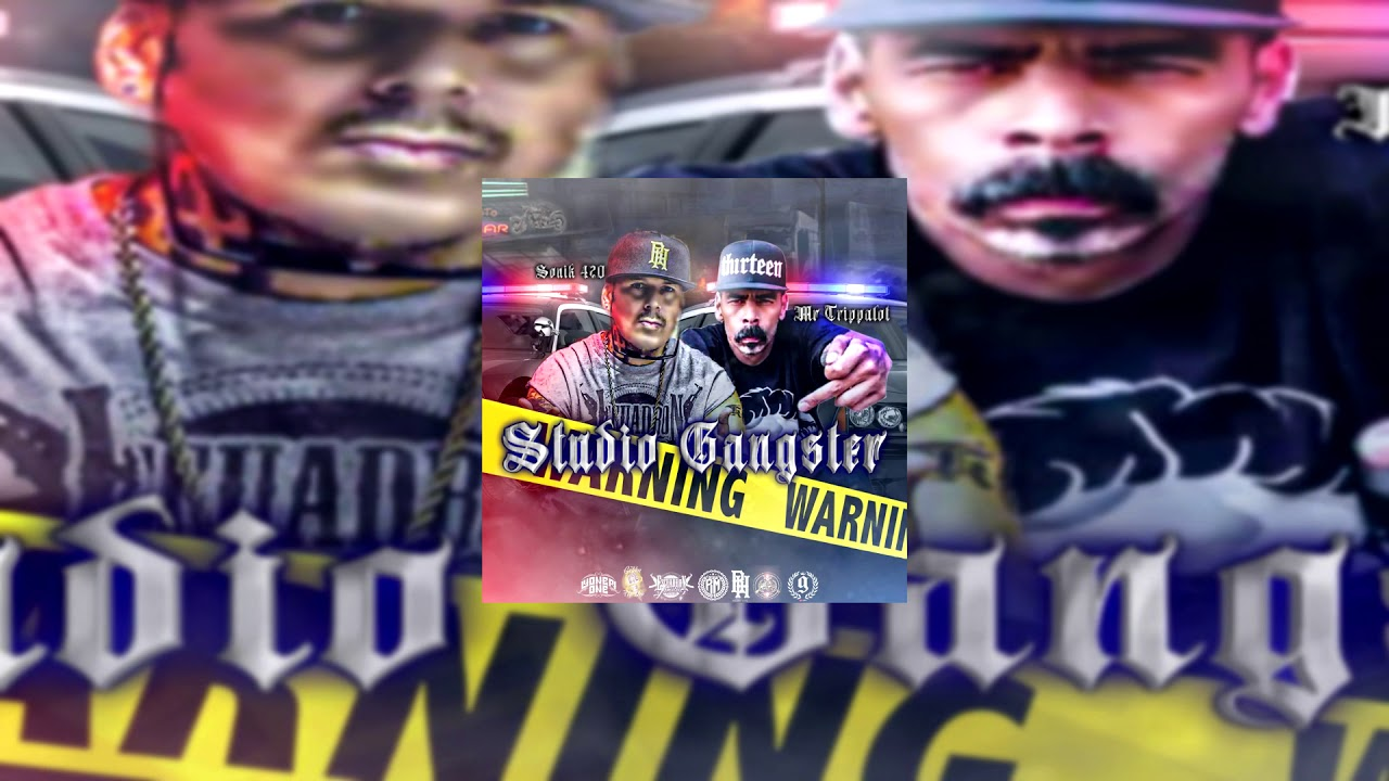 Sonik 420 - Studio Gangster - MR Trippalot