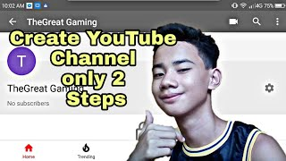 Gambar cover How to create YouTube Channel 2019 (Easily)