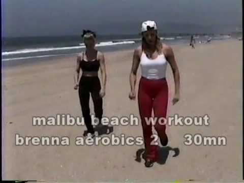 malibu beach workout-30mn brenna cardio groove
