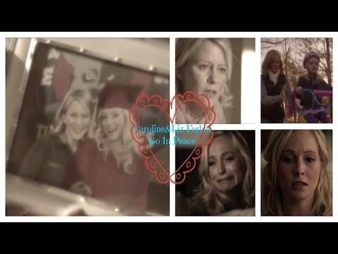 Caroline & Liz Forbes | Go In Peace