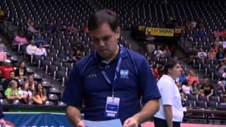 US Men vs Argentina - FIVB World League on 6-7-13