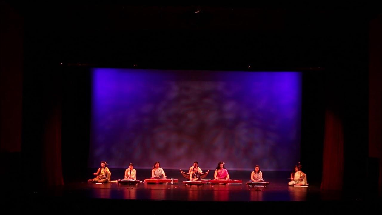 """UCLA Thai Culture Night 2018 """"A Mirror, a Woman, a Choice"""""""
