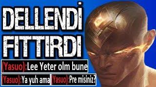 HER AÇILDIĞINDA KESTİK !! YASUO'YU CAMPLADIM !! LEE SİN VS KAYN | Ogün Demirci