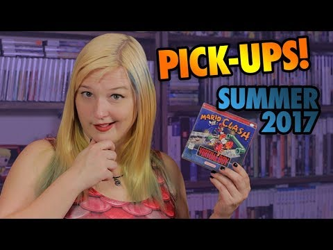 Summer 2017 Pick-Ups! | KinsZilla